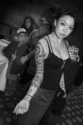 tatooed women 015