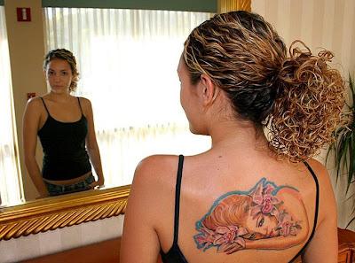 tatooed women 003