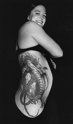 tatooed women 006