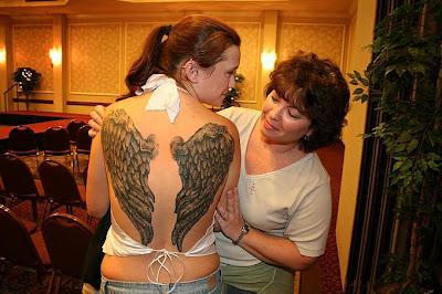 tatooed women 001