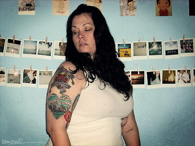 tatooed women 024
