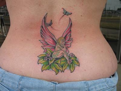 tatooed women 046