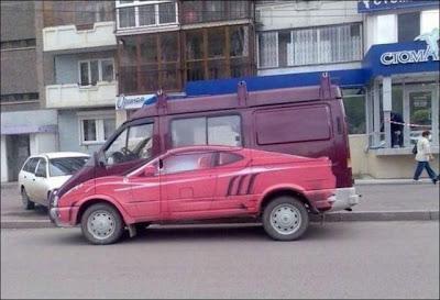 غرائب السيارات