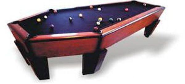 Unusual And Creative Billiard Tables Damn Cool Pictures