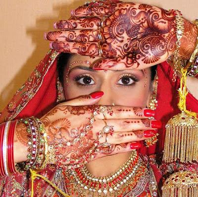 Foto Mehndi Seni Tato India Paling Spektakuler Di Dunia Keripiku Blog