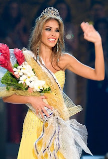 Miss Venezuela, Dayana Mendoza, Was Crowned Miss Universe 2008