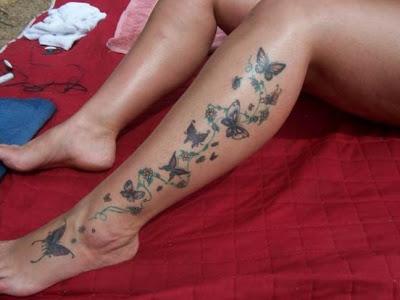 tatooed women 63