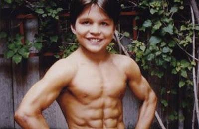 Richard Sandrak - The World's Strongest Boy ~ Damn Cool ...