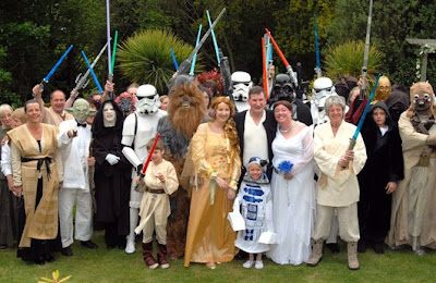 The World's Most Unusual Weddings ~ Damn Cool Pictures