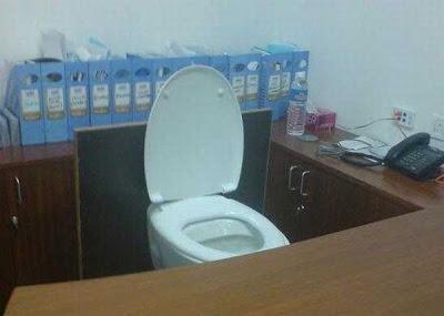 مكتب مريح جدا