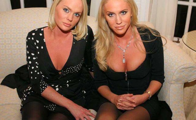 Image result for hot Kathrine en Cecilie Fredriksen