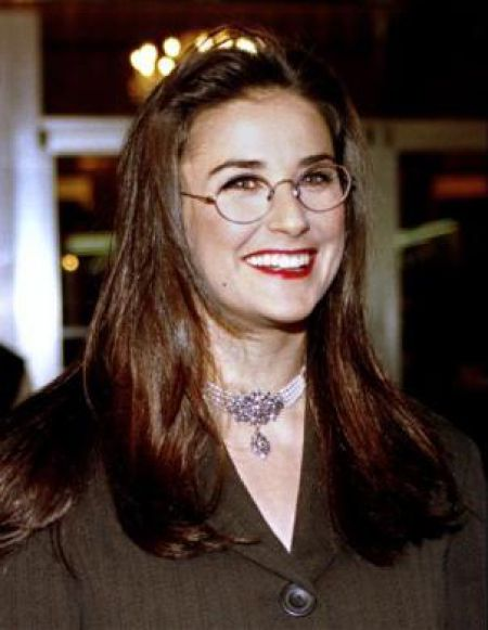 demi moore 04 - Celebrities Then And Now