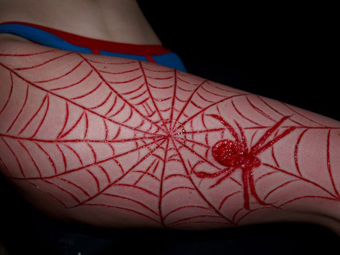 abd081d5e4d0c 25 Insane Scarification Tattoos. When artists and cutters collide, the  result is bloody and occasionally adorable.