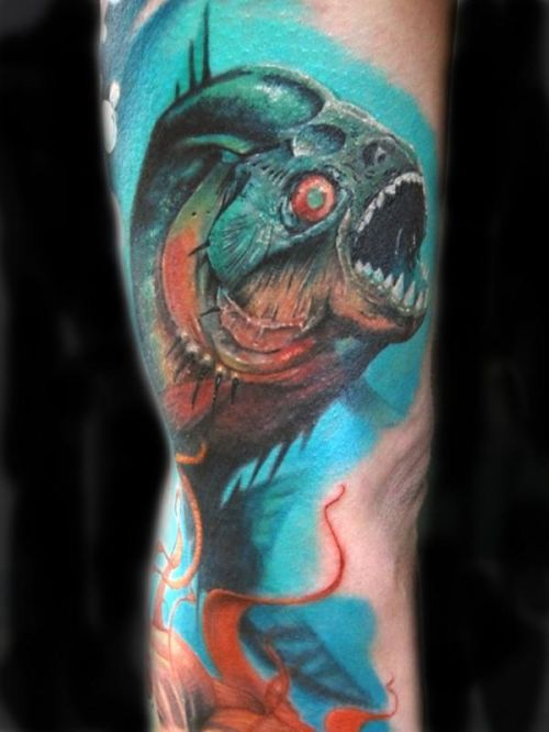 8abf966ae 40 Amazing Tattoos ~ Damn Cool Pictures
