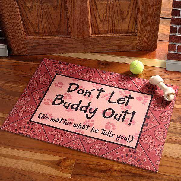 funny doormats damn cool pictures. Black Bedroom Furniture Sets. Home Design Ideas