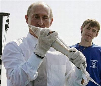 Cute Photos Of Vladimir Putin With Animals Damn Cool
