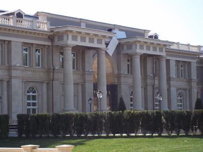 قصر رئيس الوزراء الروسي فلاديمير بوتين