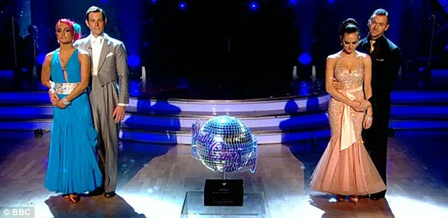 Kara Tointon is crowned winner of Strictly Come Dancing 2010