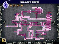 Castlevania Order Of Ecclesia Minera Prison Island Map