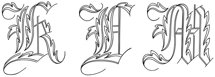 Best Grafiti Lattes Naaila A Z Graffiti Alphabet Fancy 2010