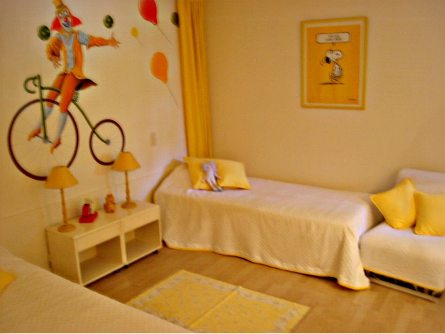 Mind Space: Making Your Kid's Bedroom Exciting