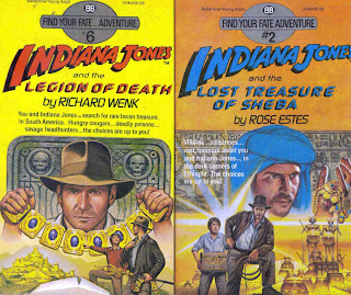 Retro Toy Flashback 72 Choose Your Own Adventure Find