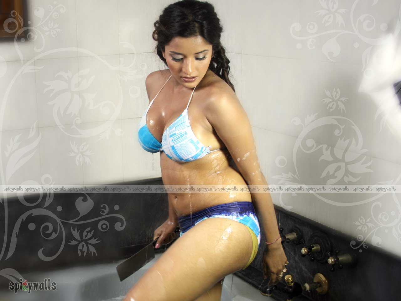 South Models Antra Biswas Crazy Hot Stills-7959