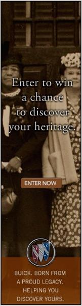 Buick Heritage Advertisement