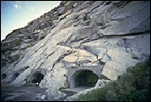 Photo of the Granite Mountain Vault
