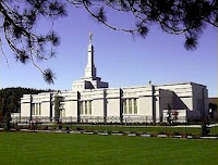 Spokane Washington Temple