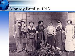 Monroy Family - 1913