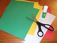 Paper and Scissors