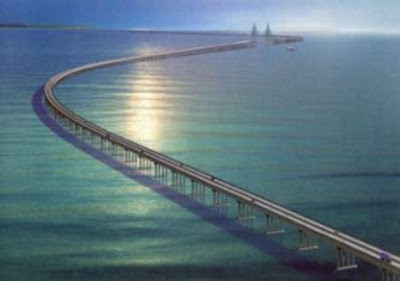 donghai bridge - Ten Longest Bridges In World