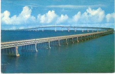 chesapeake bay bridge - Ten Longest Bridges In World