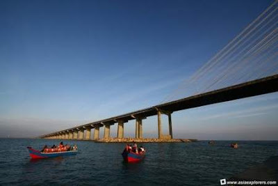 penang bridge - Ten Longest Bridges In World