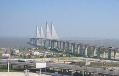 vaso da gama bridge - Ten Longest Bridges In World