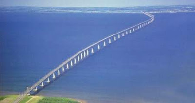 confedration bridge - Ten Longest Bridges In World