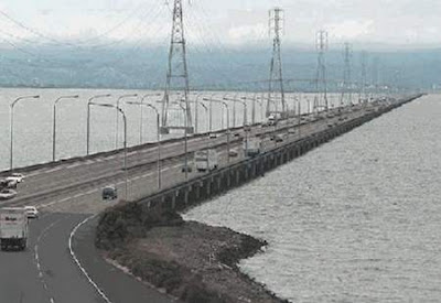 san mateo hayward bridge - Ten Longest Bridges In World