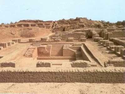 Disappearance of the Indus Valley Civilization