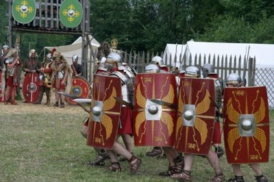 The Lost Roman Legion