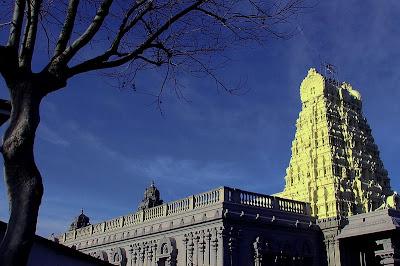 Sri Murugan Temple, Londres, Reino Unido