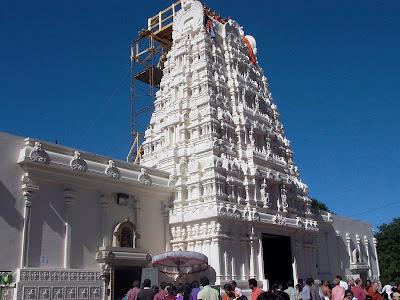 Sri Lakshmi Temple - Ashland, MA, Estados Unidos