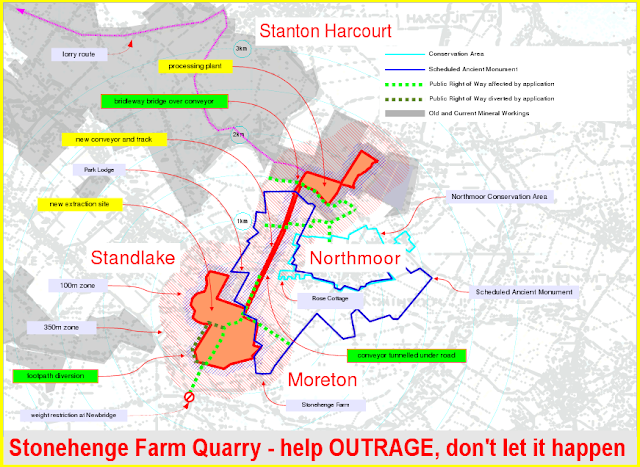 The Stonehenge Farm Quarry Application