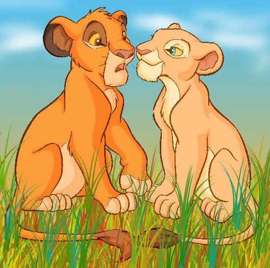 The Lion King ~ Cartoon Image