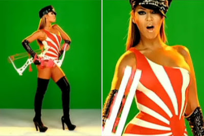 The House Of Pretty ARCHIVES: Beyonce 'Video Phone' Looks
