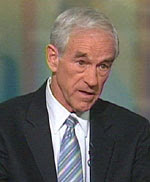 Rep. Ron Paul, R-Texas