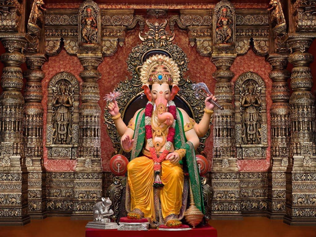 Kd Wallpaper Hd Quip Pro Quo The Ganpati Festival Colourful India