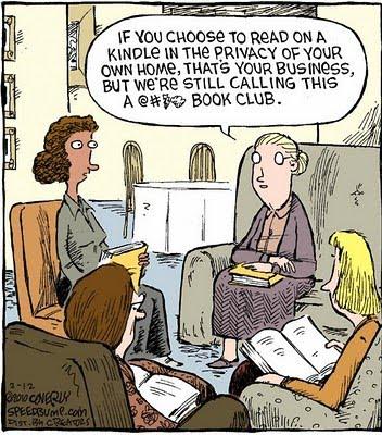 Book clubs - peoplewhowrite