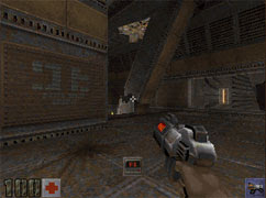 Quake II for Nokia S60 3rd Edition FP1