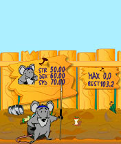 Rats and Spears is a free game for Nokia S60